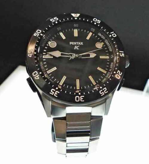 Pentax-watch