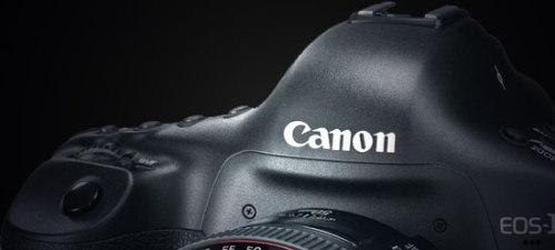 Canon-top