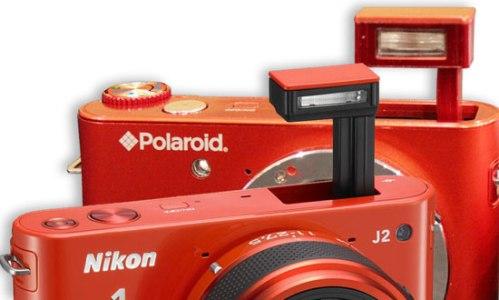 Polaroid-Nikon