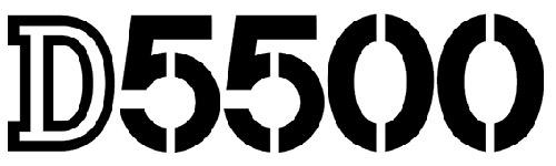 Nikon-D5500-logo