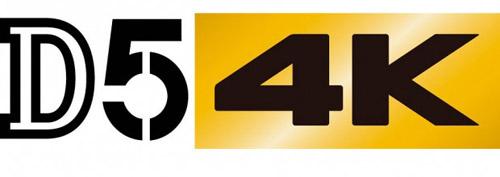 NikonD5-logo