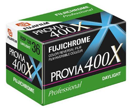 Fujichrome-Provia400X