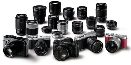 FujifilmX-family