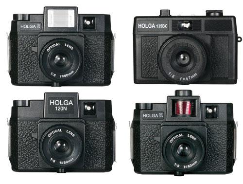 Holga-cameras