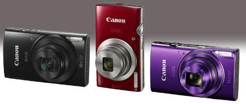 Canon-Ixus-family