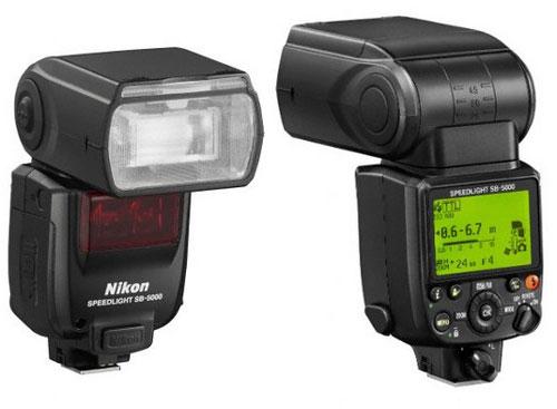 Nikon-SB-5000-Speedlight