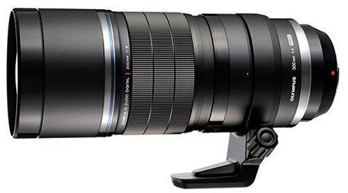 Olympus-M.Z-ED 300 mm f4 IS PRO