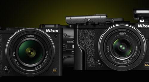 Nikon-DL-family