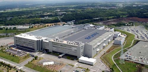 Sony-factory-Kumamoto
