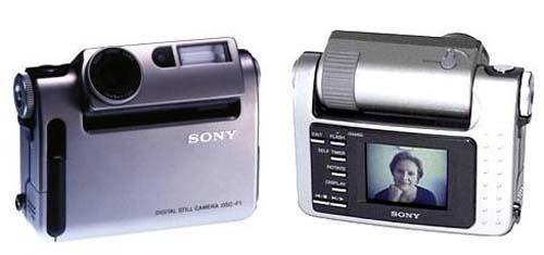 Sony Cybershot DSC-F1
