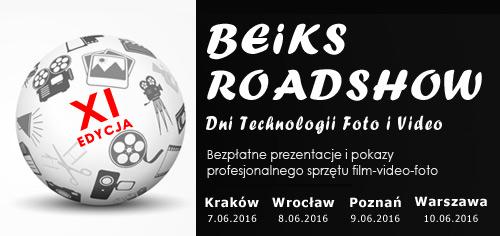 XI-BEiKS-RoadShow